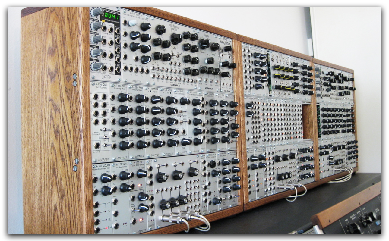 how to build a eurorack modular synthesizer. Black Bedroom Furniture Sets. Home Design Ideas